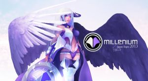 Millenium by Fanelia-Art