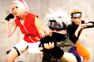 Team 7 (ver2) by SanetomoIjuin