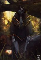 Wolf Mather by Kalberoos