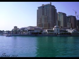 The Pearl 1 _ Qatar by nabed