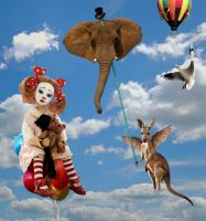 Circus in The Sky by Splat-Shot