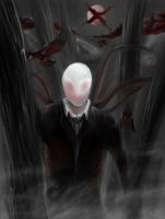 Slenderman - Final by FooHasMoved
