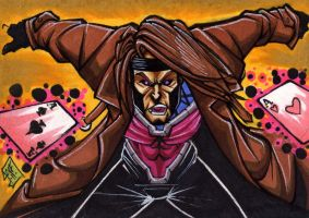 Gambit PSC by Chris Foreman by chris-foreman