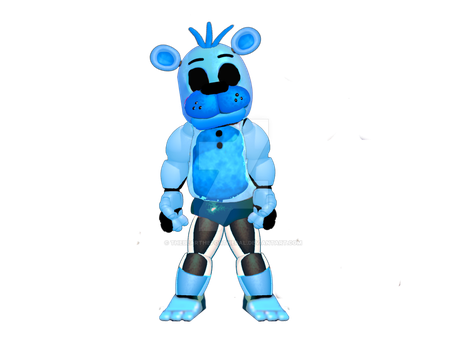 Five Nights At Freddys by TheBearThefoxThepal