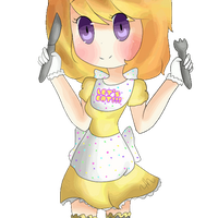 GIF: Chica (Glitch) by PastelKitty14