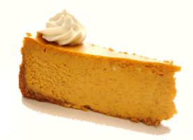 Pumpkin Cheesecake I by LoveandConfections