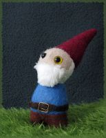 Gnimble the Gnome by Jevist