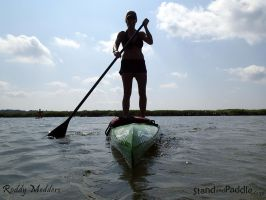 Stand and Paddle SUP 6021 by PaddleGallery