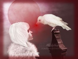 White Crow Soul by AramShadow