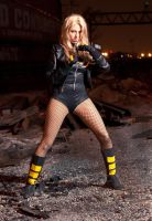 Black Canary 2 by Freakinblack