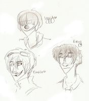 The Boys by Thystle