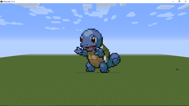 Squirtle by Yumya