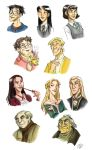 Potterfaces color_2 by roby-boh