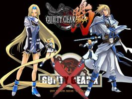 Guilty Gear Wallpaper by Bzak