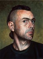 Portrait of Richie Bond by NewAgeTraveller