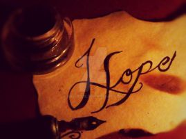 HOPE by Xalsr27X