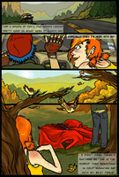 Sunshine Dirge: AUTUMN p1 by rabidroach