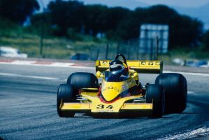 Jean-Pierre Jarier (Spain 1977) by F1-history