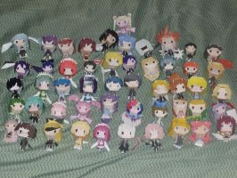 51 PAPERCRAFTS!! by nursal1060