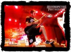 The Black Dahlia Murder live 4 by Heaven-13