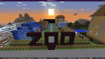 Zoo en Minecraft by Animela-WolfHybrid