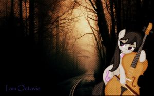 I am Octavia (Titanium rewrite) Lyrics by Kadajkitten