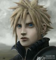Cloud sketch by NRG by NRGart7