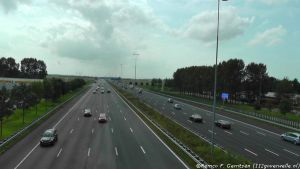 12-08-16 Above the A4 Highway by Herdervriend