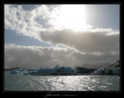 Jokulsarlon by Crooty