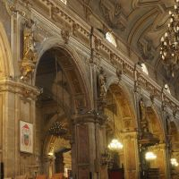 santiago cathedral by wam17