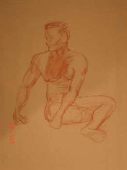 Figure Drawing 10 by Faye1891