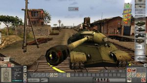 Men of War - The powerful D25 122mm by CanadaFTW25
