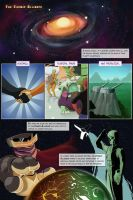 Battle Narwhal Page 1 //Chapter 1// by Lightrail