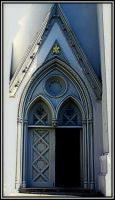 Church Door by Scarlettletters