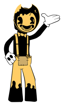 What If Sammy Was A Bendy Character? by Gamerboy123456