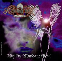 Archaean Harmony - Nihility Mundane Soul -CD cover by criszart