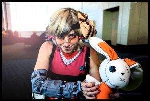 Borderlands Cosplay: Tiny Tina 2 by Mink-the-Satyr