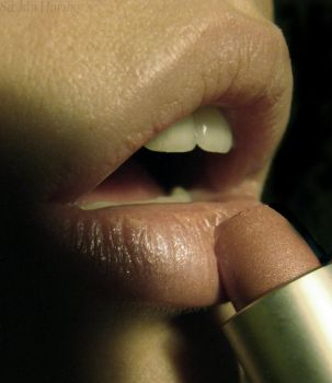 Lips serie no5 by Detruit