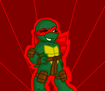 TMNT:Hot Headed by kiananuva12