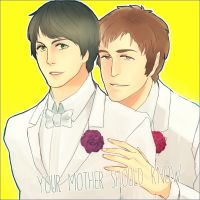 The Beatles- Your mother should know by zamzaam