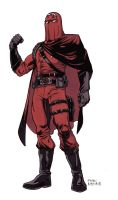 Crimson Cobra Commander by tillman54