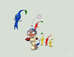 Now Playing : Pikmin by Storm-kid