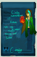 DA - Application - Cindy by IzDatAznPerson