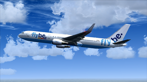 Flybe goes Long Haul by AeroDog