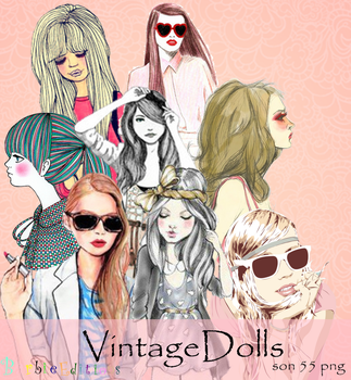 VintageDolls pedido para TheVintageRose by BarbieEditionsYT
