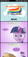Rainbow Tales Replies: Stalkers by Narflarg