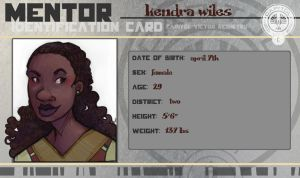 HGOCT Mentor- Kendra by bunnychan13
