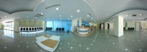 Kartal Goz Hospital Panoramic by cmgllp
