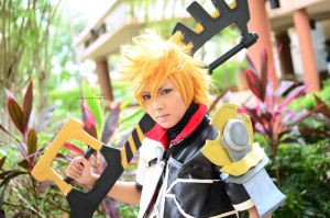 Kingdom Hearts, Ventus: Empty Hearts by cure-pain