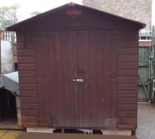 Upright Art-shed by moather